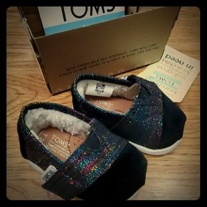 Baby Toms shoes T2